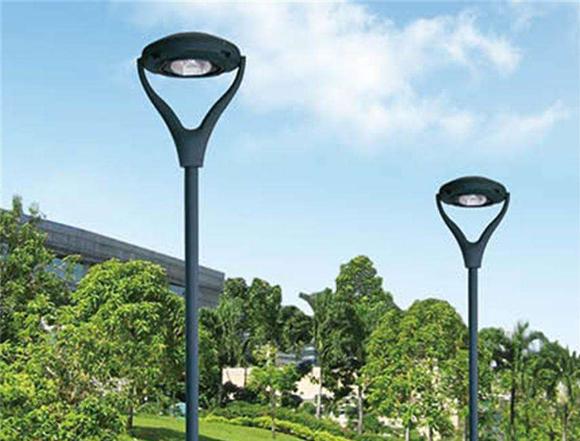 微光庭院灯安装事项