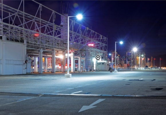 乡村LED路灯