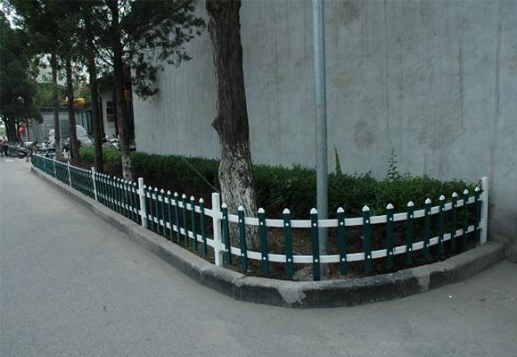 园林PVC护栏